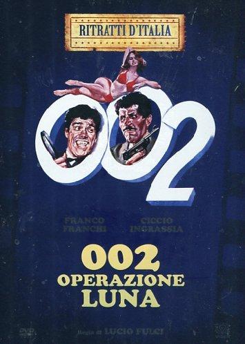 copertina di 002 Operazione Luna