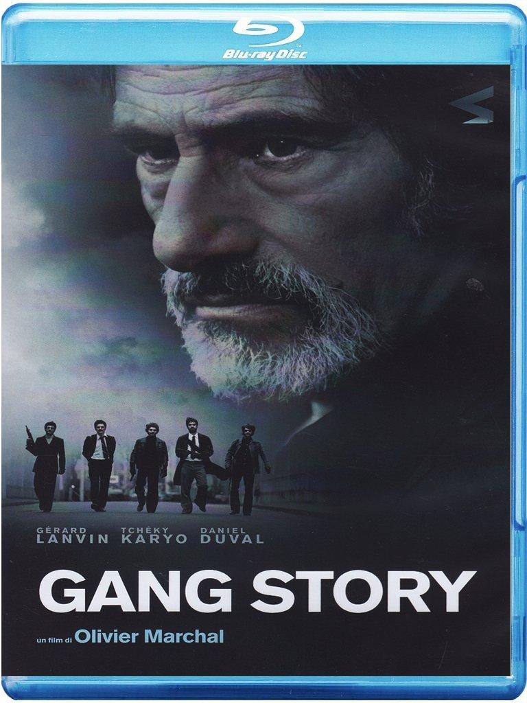 copertina di Gang Story