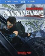 copertina di Mission: Impossible - Protocollo fantasma