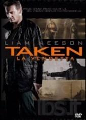 copertina di Taken- La vendetta