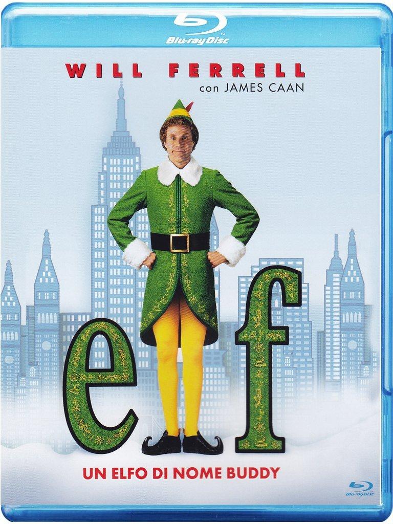 copertina di Elf