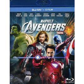 copertina di Avengers, The