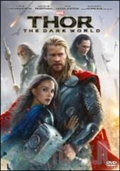 copertina di Thor - The Dark World