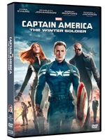 copertina di Captain America - The Winter Soldier