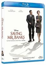 copertina di Saving Mr. Banks