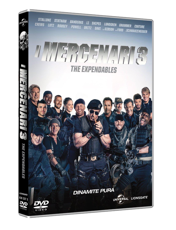 copertina di Mercenari 3, I