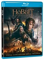 copertina di Hobbit, Lo  - La battaglia delle cinque armate