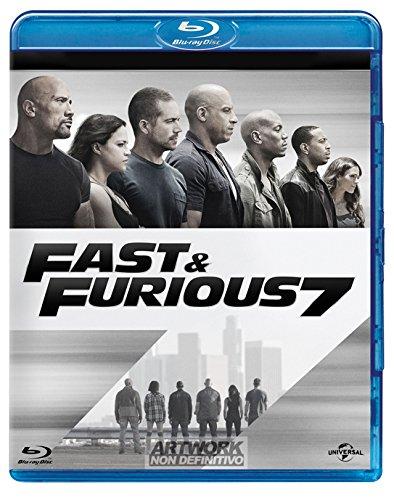 copertina di Fast & Furious 7