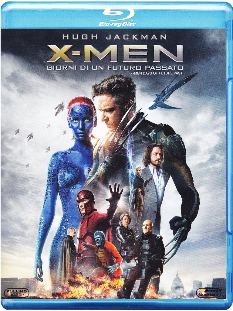 copertina di X-Men - Giorni di un futuro passato