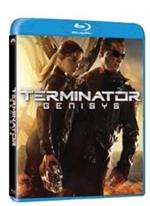 copertina di Terminator Genisys