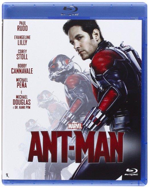 copertina di Ant-Man