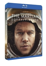 copertina di Martian, The - Sopravvissuto