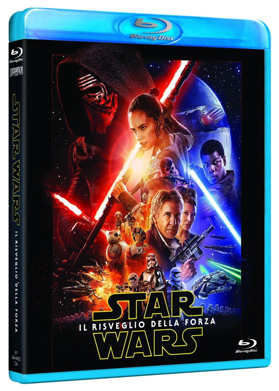 copertina di Star Wars Episodio VII - Il risveglio della Forza