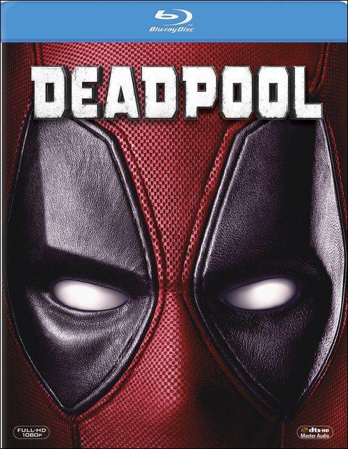 copertina di Deadpool