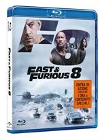 copertina di Fast & Furious 8