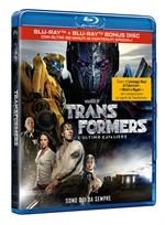 copertina di Transformers - L'ultimo cavaliere