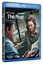 copertina di The Post