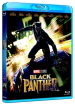 copertina di Black Panther