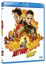 copertina di Ant-Man and the Wasp