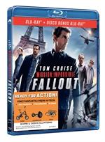 copertina di Mission: Impossible - Fallout