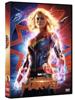 copertina di Captain Marvel