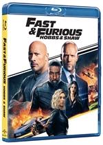 copertina di Fast & Furious - Hobbs & Shaw