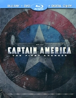 copertina di Captain America - Il primo vendicatore - Limited Edition (bd+dvd-SteelBook)