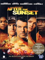 copertina di After the sunset