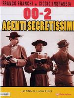 copertina di 00-2 Agenti Segretissimi