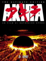 copertina di Akira - The Ultimate Edition