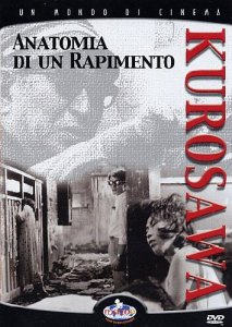 copertina di Anatomia di un rapimento