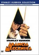 copertina di Arancia meccanica