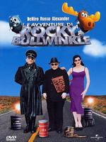 copertina di Avventure di Rocky e Bullwinkle, Le