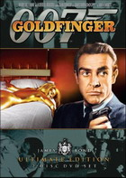 copertina di 007 - Missione Goldfinger -The Best Edition