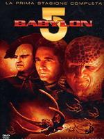 copertina di Babylon 5 - Stagione 1