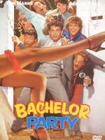 copertina di Bachelor Party - Addio al celibato