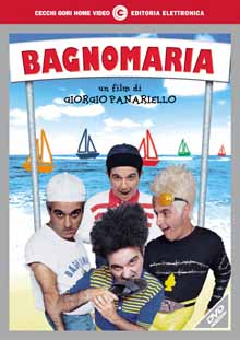 copertina di Bagnomaria