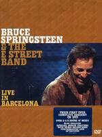 copertina di Bruce Springsteen - Live in Barcelona