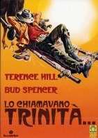 copertina di Lo Chiamavano Trinità...