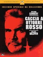 copertina di Caccia a Ottobre Rosso - Edizione Speciale