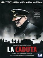 copertina di Caduta, La - Gli ultimi giorni di Hitler