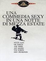 copertina di Commedia sexy in una notte di mezza estate, Una