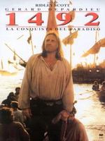 copertina di 1492 - La conquista del Paradiso
