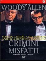 copertina di Crimini e misfatti