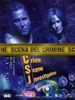 copertina di C.S.I. - Scena del Crimine - Stagione 1 Episodi 1-12