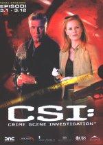 copertina di C.S.I. - Scena del Crimine - Stagione 3 Episodi 1-12