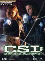 copertina di C.S.I. - Scena del Crimine - Stagione 4  Episodi 1-12