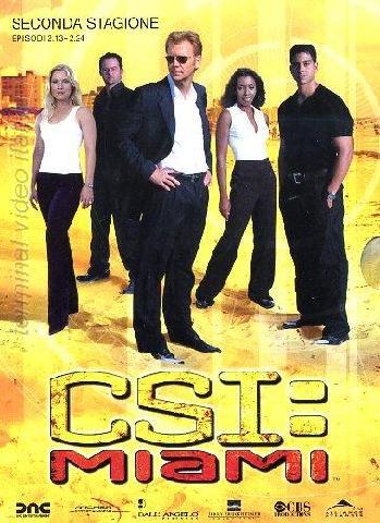 copertina di C.S.I. MIAMI - Stagione 2 Episodi 13-24