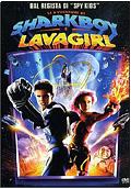 copertina di Avventure di Sharkboy e Lavagirl in 3-D, Le