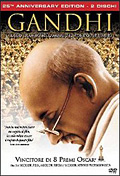 copertina di Gandhi - 25th Anniversary Edition